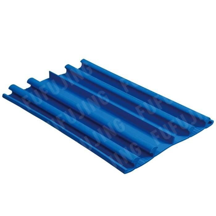 KW-200mm blue pvc waterstop for External Construction Joint