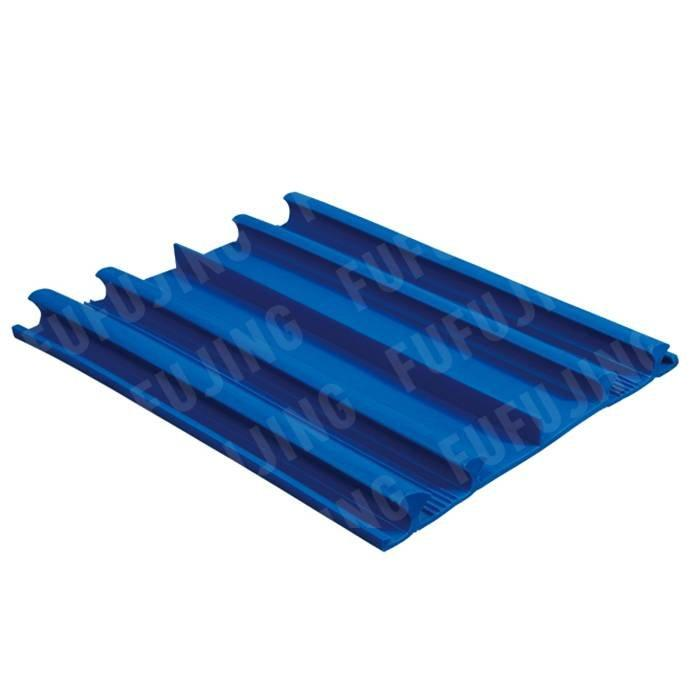 KW-250mm blue pvc waterstop for External Construction Joint