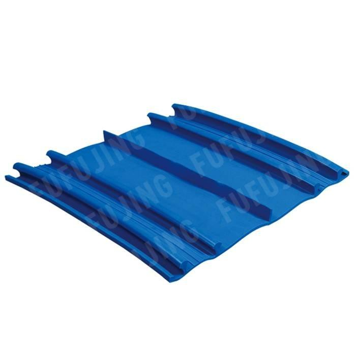 KW-330mm blue pvc waterstop for External Construction Joint