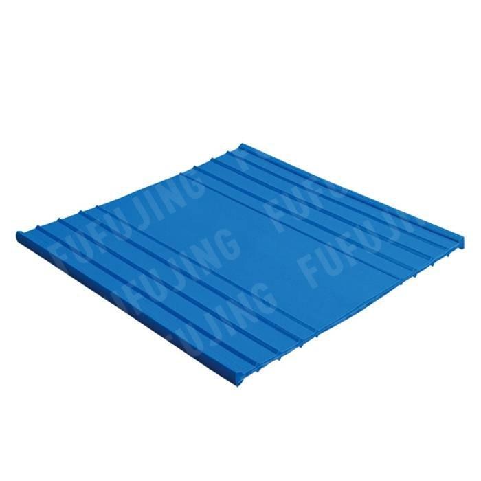 V-300mm blue  Internal  Construction Joint