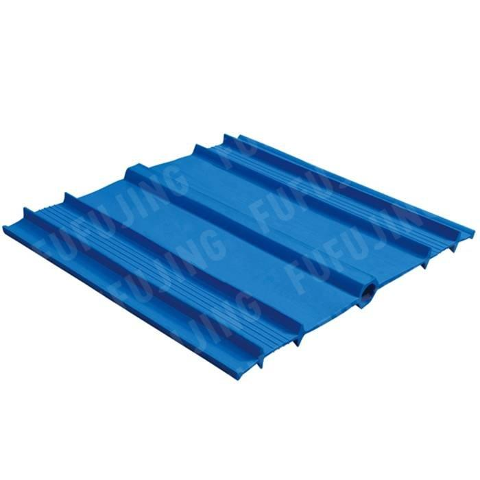 C-300mm blue pvc waterstop for expansion joint