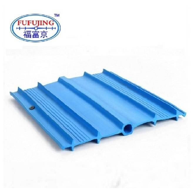 Flexible Plastic PVC waterstop for expansion joints
